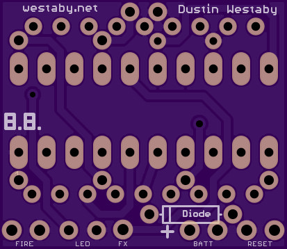 Counter_3.11 FRONT_PCB