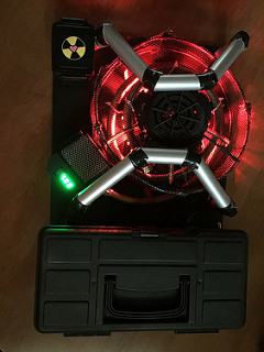 Reboot Ghostbusters Proton Pack
