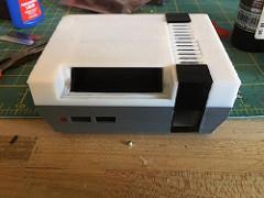 NES Raspberry Pi - 3D Printed