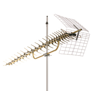 91XG Unidirectional Ultra Long Range DTV Antenna