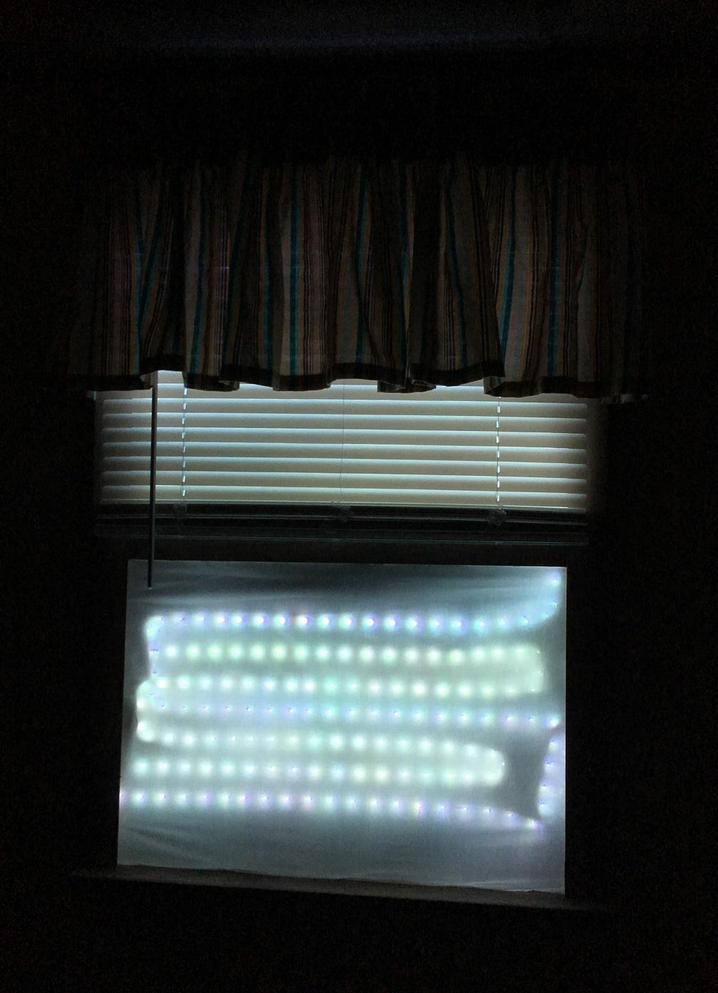 Fake Window – Smart Room Light - Dustin Westaby